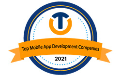 Top Mobile Development Companies by TopAppFirms