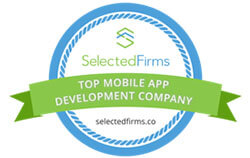 Top Mobile App Development Company by SelectedFirms