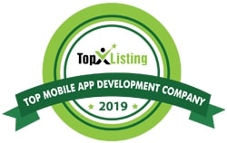 Top Mobile App Development Company by TopXListing