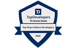 Top React Native Developers by TopDevelopers