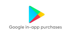 Google in-app purchases